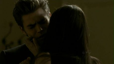 16. Stefan and Elena 2x06 Kiss