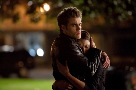 40: Stefan & Elena in the Sacrifice :)