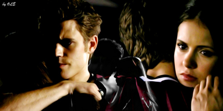 42. Stefan/Elena Fighting (Sorry 2x10 did not put me in a good mood)