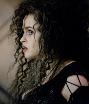 XD, I'll start: Bellatrix Lestrange, :D