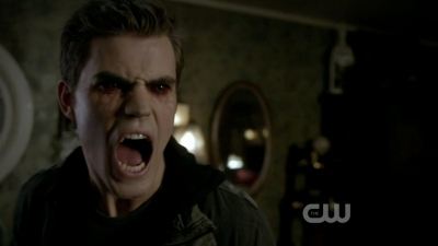 Stefan crying