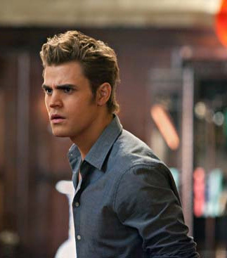 [b]Stefan in the tomb with Katherine <3 [/b]