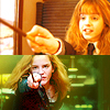 Can I join? If so, heres mine! Hermione: Then and Now