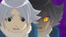 Let's see. If Fubuki (at the starts) had Atsuya in him during the games and he changes personality du