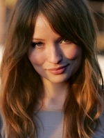 E- Emily Browning
