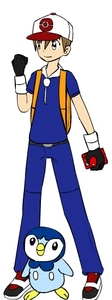 Name: Dayton<br /> Age: 12<br /> Position: Trainer<br /> Starting town: Tropica<br /> Pokemon: Piplup