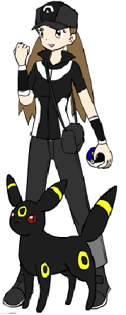 Name: Crystal Age: 16 Gym: I-EI (Shadow Gym) Type Dark Pokemon Delcatty (Blizzard, thunder, W