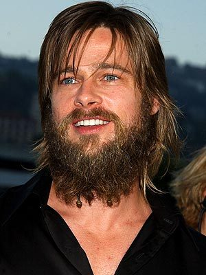 Johnny Depp Full Beard