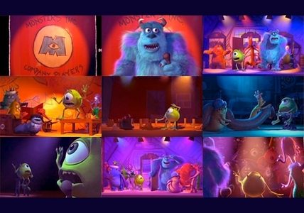 "I love that scene! :)  Next find a picture of Dug (from ""Up"")."