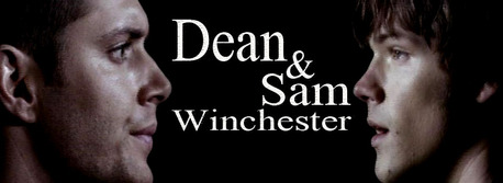 I love Dean and sam winchester