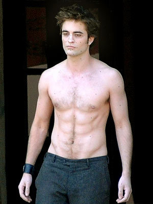The reason I'm in here is because of Twilight, just look at this picture and try NOT to go insane,