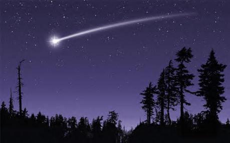 Shooting Stars.....