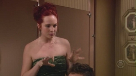 18: Candice in 'Juno'.