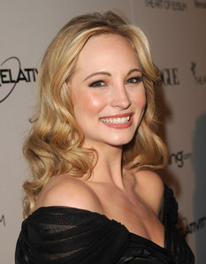 21: Candice Accola in Supernatural :)