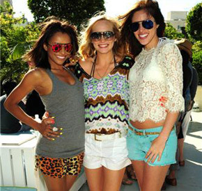 119:Candice with Katerina Graham