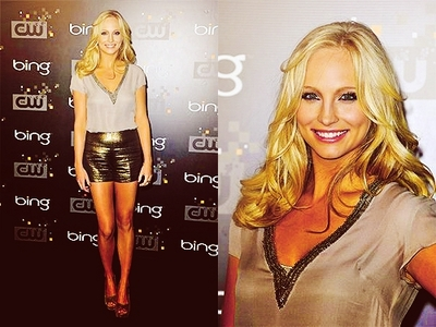 178:Candice with Hotpants