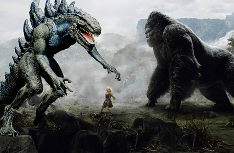 "It may be a minority view but I agree with you. As a ""realistic giant monster"", Zilla would have been"