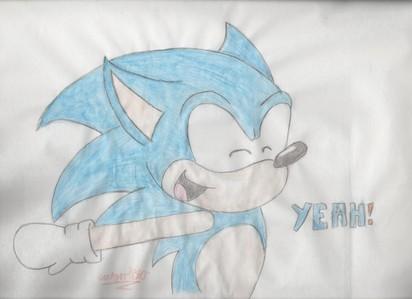 Ok, whatever. >.> Sonic forever! :3
