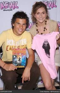 Taylor and Selena Gomez