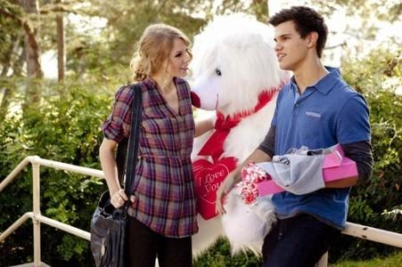 next: Taylor lautner flips in gray chemise :)