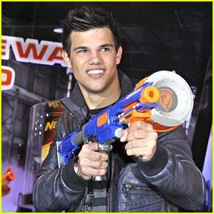 taylor lautners jacob doll
