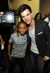 next: taylor lautner with will smith :)