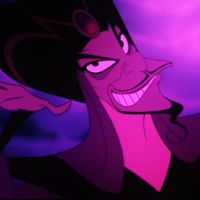 [i]Jafar! Jafar! He's our man, if he can't do it- GREAT![/i] omg had a hard time choosing between him