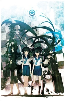 [b]Title:[/b] Black★Rock Shooter [b]Type:[/b] OVA [b]Genres:[/b] Action, Drama, School, Slice of Li