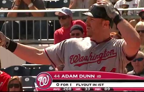 Adam Dunn of the White Sox!:3