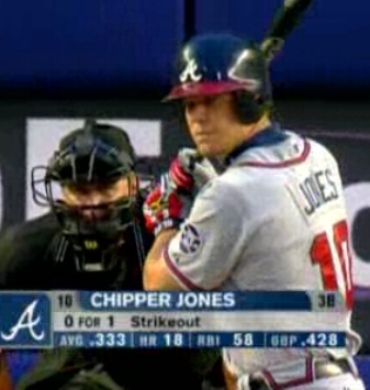 "Chipper ""Larry"" Jones!:D"