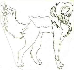hi little girl. *Nikita smiles warmly at her* i'm so glad we have such a strong pack. *Cross nods, s