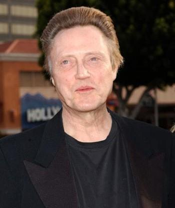<b><i>Christopher Walken</i></b> (It was between him, Casey Affleck, Christoph Waltz and Clive Owen)