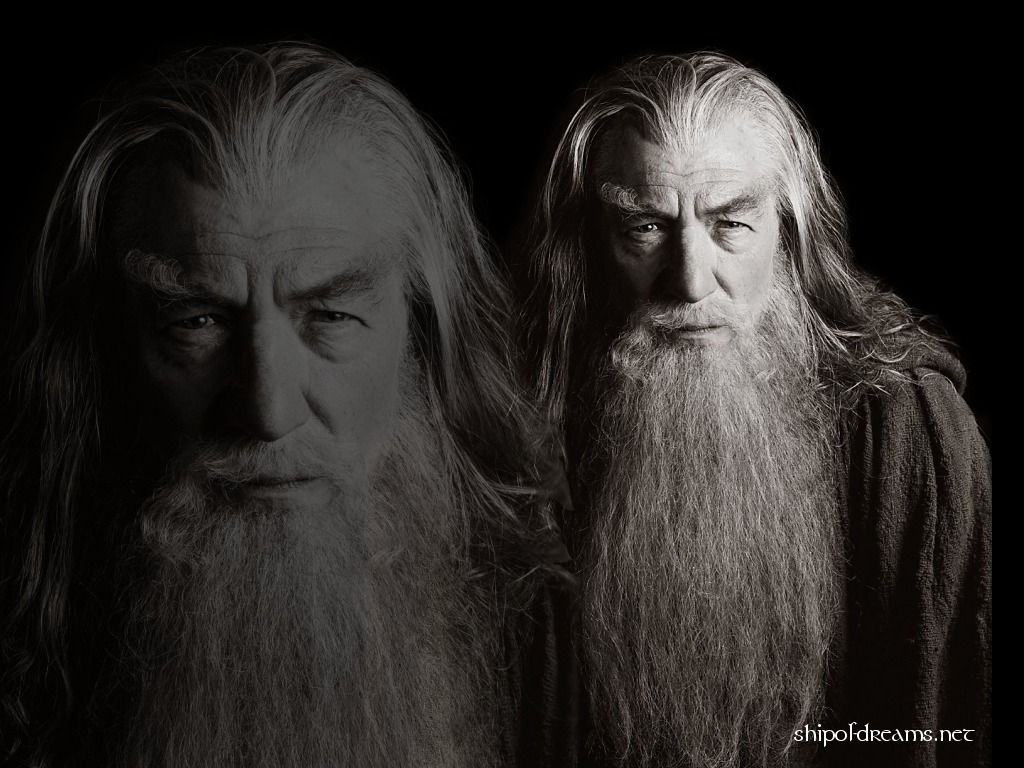 Ian Mckellen - Wallpaper Colection
