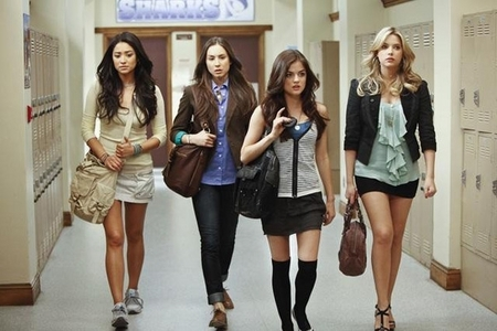 G - Girls from Rosewood High School