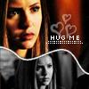 Hug her? ^^