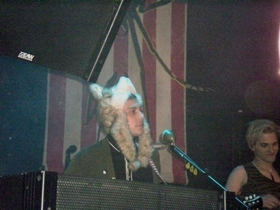 not a very good picture but there wasn't much to choose from.