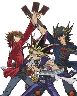 Shut up. Anything that is a part of Yu-Gi-Oh! should not be talked about in such a manner in zei clu