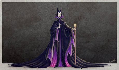 I wish to be Maleficent