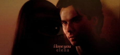 1) Who is your OTP? Damon and Elena 2) What is your ONE most memorable moment with your OTP? W