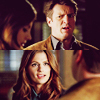 Beckett: I was thinking of sneaking off to the Angelika. Forbidden Planet's playing. Castle: Forbid