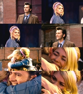 The Doctor & Rose :)