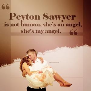 Lucas & Peyton <333