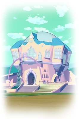 Alfea-a great place for fairys,all is colerfull and the sun is brighter then anywhere els! :D What