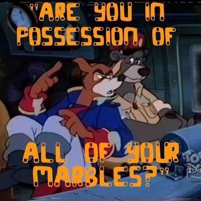 Mine. Don Karnage from TaleSpin