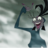 ^Ahh! Yzma's my favourite too, sorry for the doubles