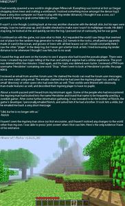 Its just a myth. There is no Herobrine unless wewe get a certain mod. Heres a short story someone wrot