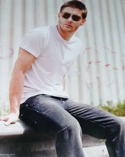 Jensen with a hat on