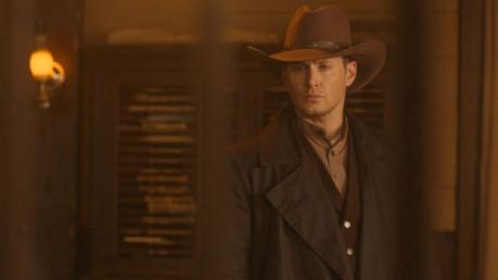 Jensen shirtless:P