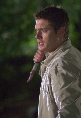 Jensen as Priestly in Ten Inch Hero! ;-D