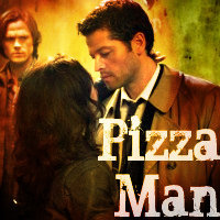 "Funny- the whole scene with Meg and Castiel is hysterical ""I learned that from the pizza man"" lmao. ("